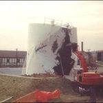 Tank Demolition